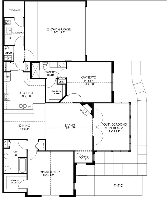 Epcon_Abbey I_Floorplan