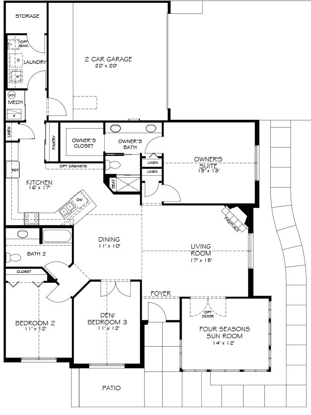 Epcon_Canterbury I_Floorplan_R
