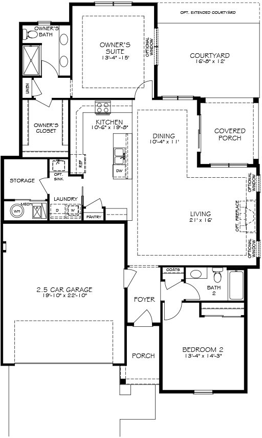 Epcon_Capri II_Floorplan