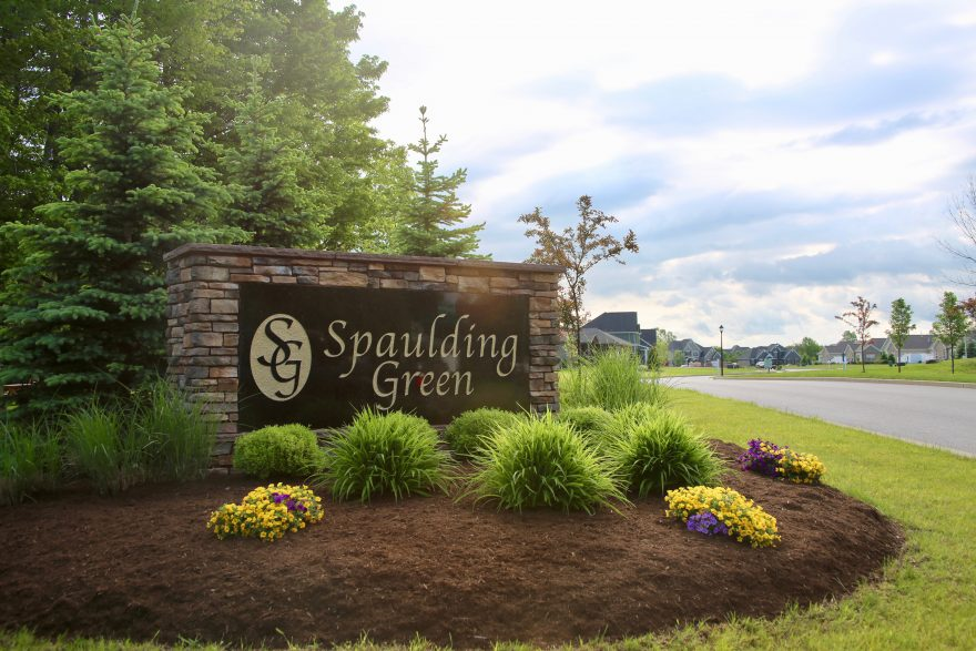 Epcon_Villas_Spaulding_Green_sign