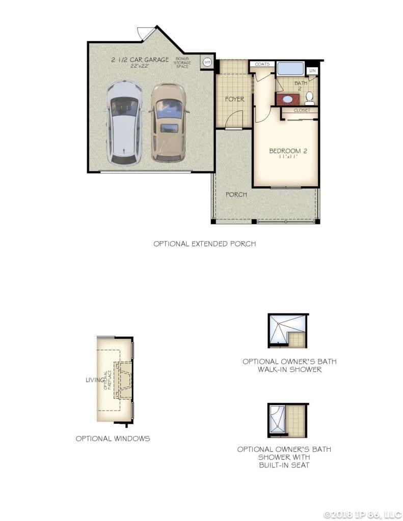 Portico Floor Plan_Charlotte_Pg3