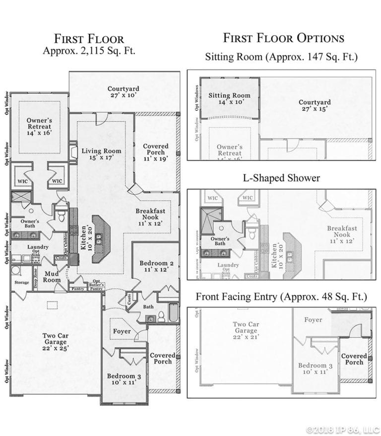 verona_craftsman_bw_floor_plan