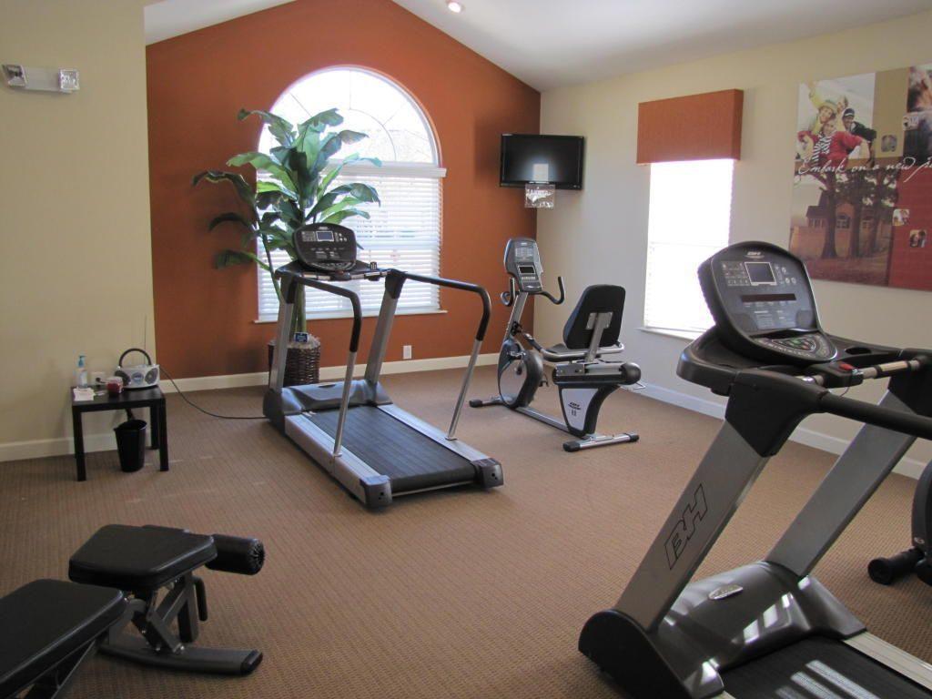 Fitness Room_Marrington