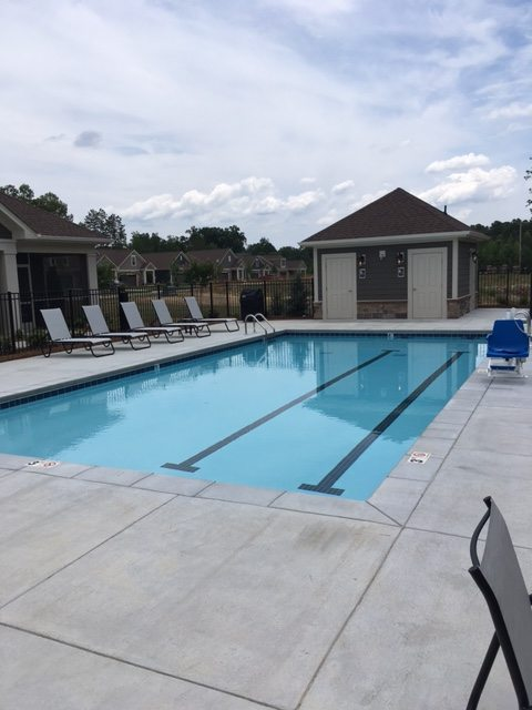 Emerald Lake Clubhouse_Outdoor Pool