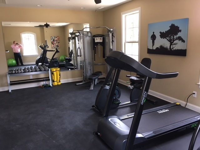Emerald Lake Clubhouse_Fitness Center