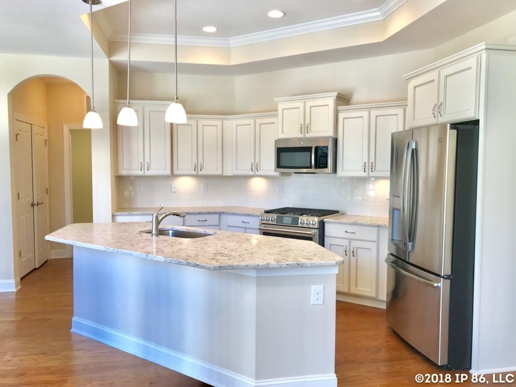 Portico Inventory Home Kitchen_Wesley Chapel_Lot 2