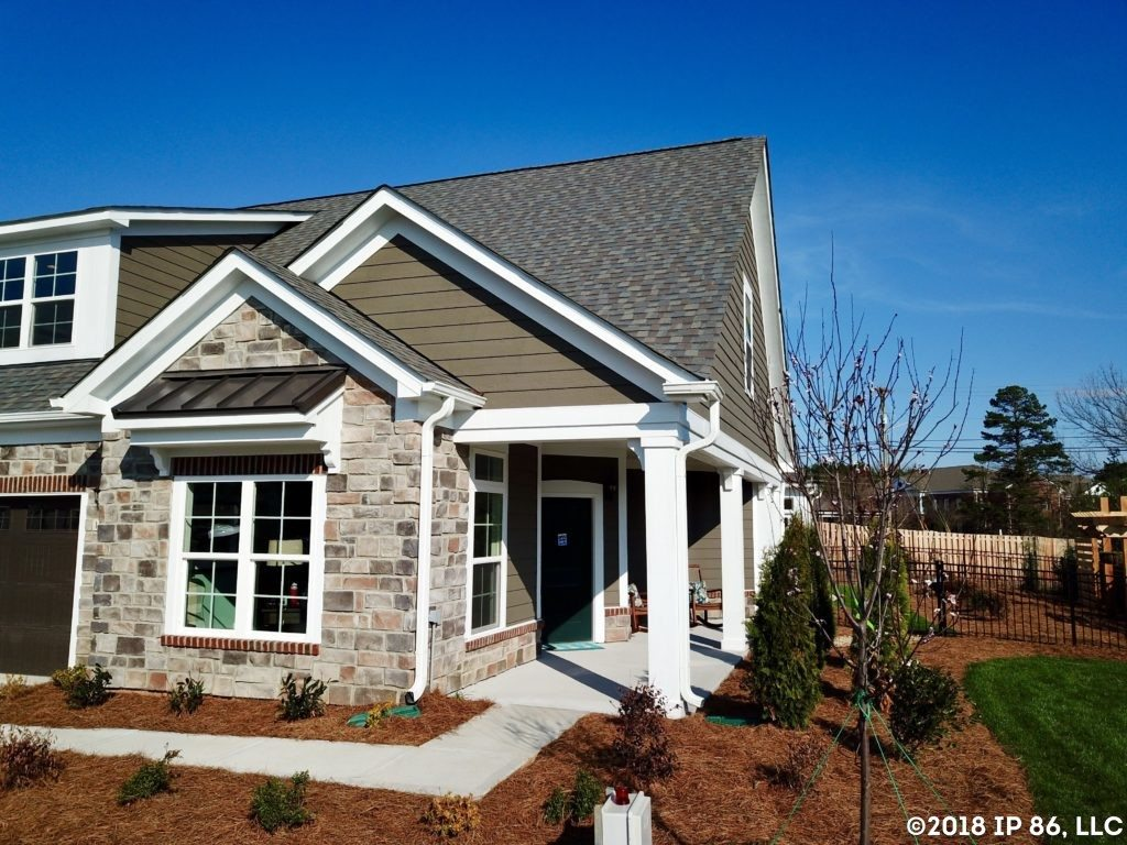 The Courtyards on Lake Norman Model Home