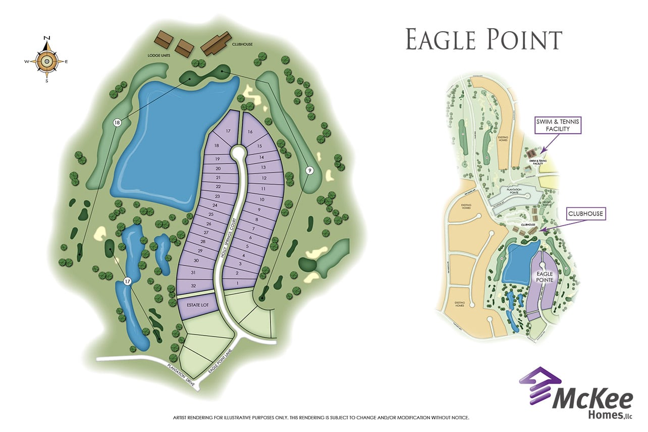 eagle point sitemap