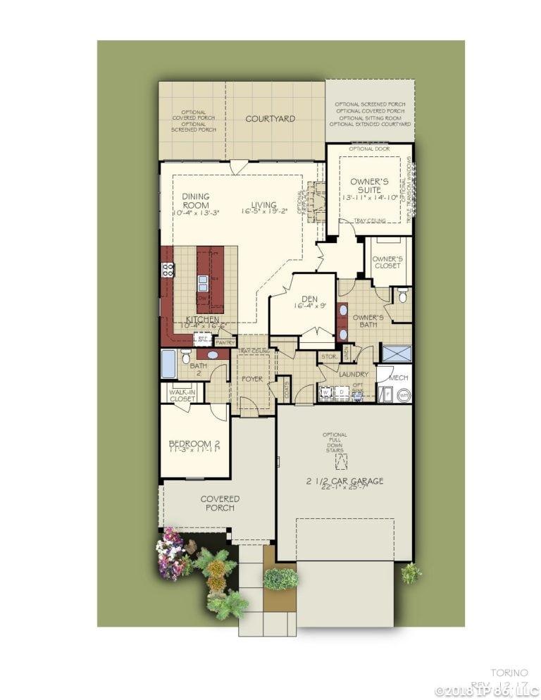 Torino floorplan_Columbus Corporate