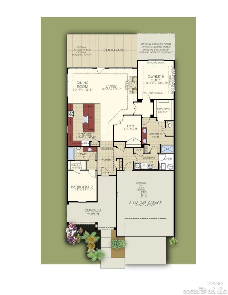 Torino floorplan_Columbus Corporate