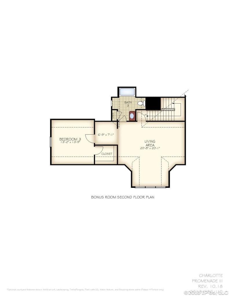 Promenade III Home Plan - Reversed-page-002-Charlotte