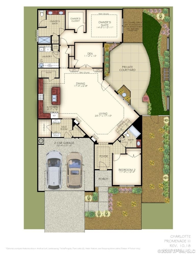 Promenade III Home Plan-page-001-Charlotte