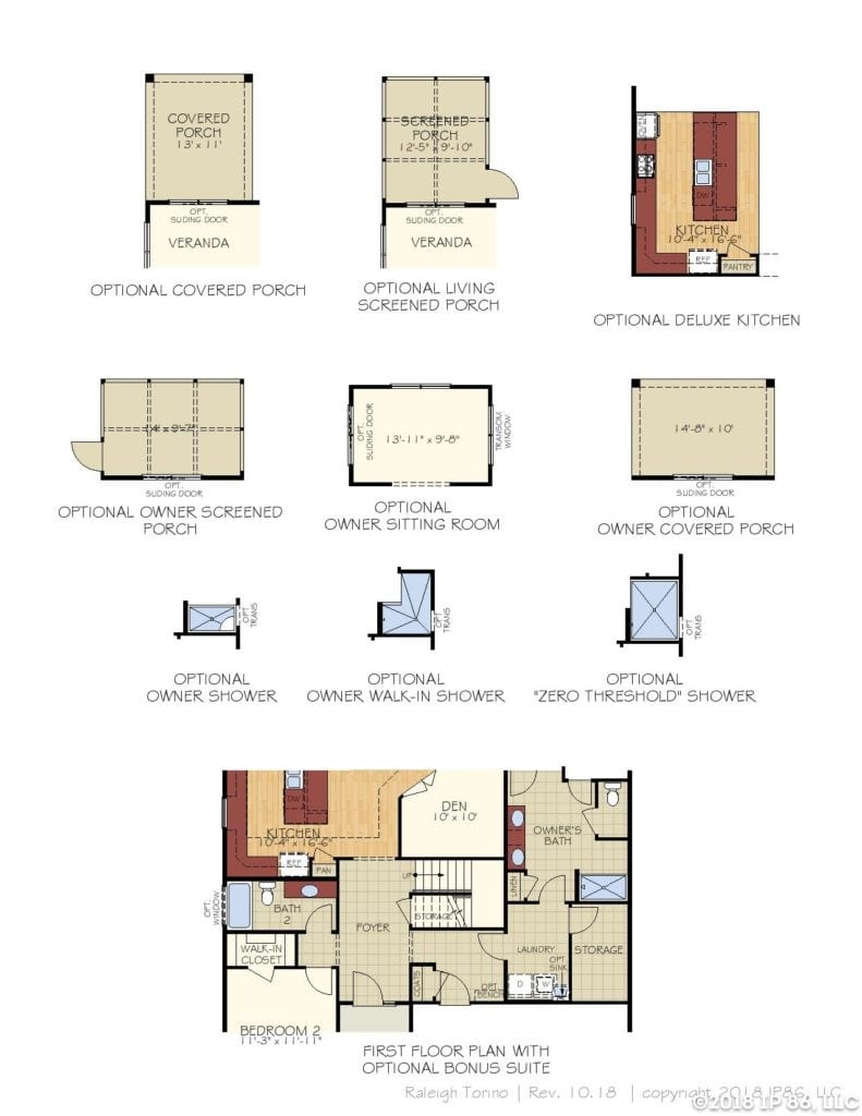 Torino Home Plan-page-004-andrews chapel-kildaire farms