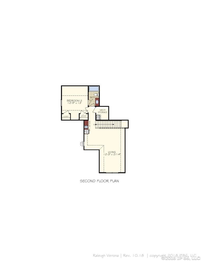 Verona Home Plan-page-003-andrews chapel-kildaire farms