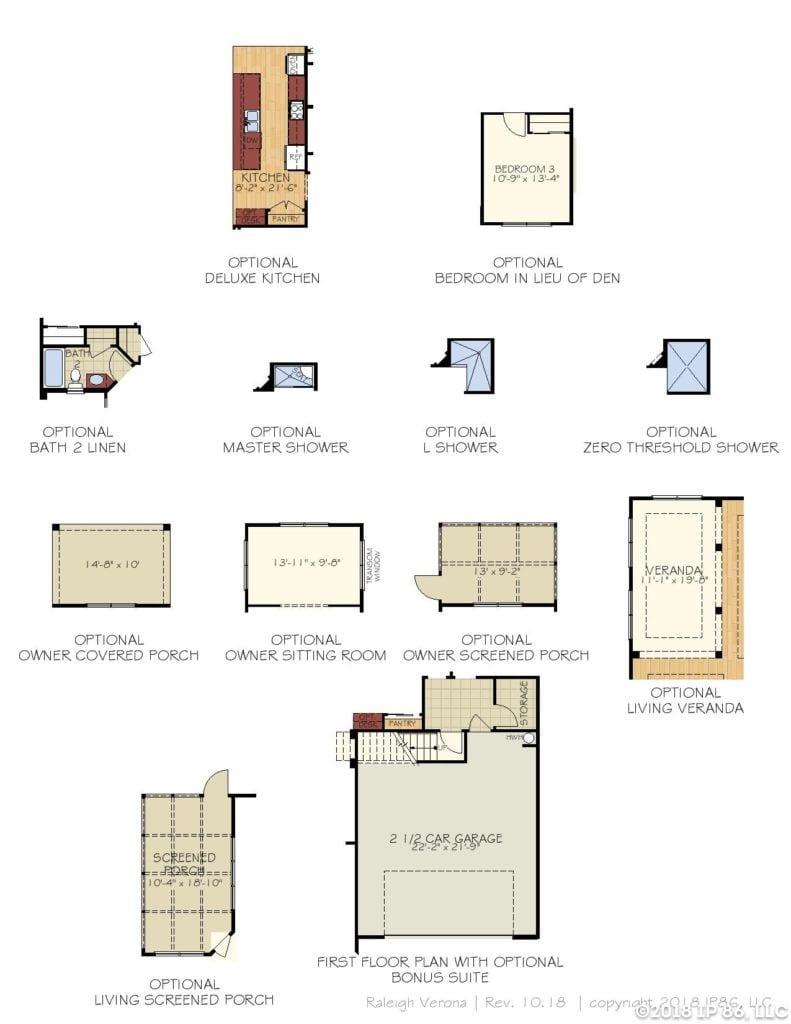 Verona Home Plan-page-004-andrews chapel-kildaire farms