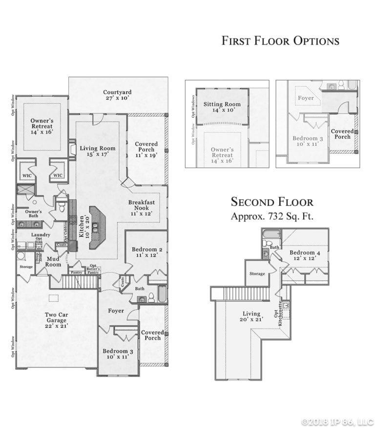 verona_bungalow_bw_floorplan-layout