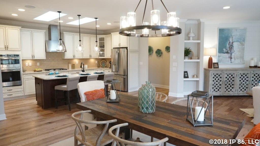 wesley chapel_promenade III_1707 wesley landing drive_interior_kitchen_dining