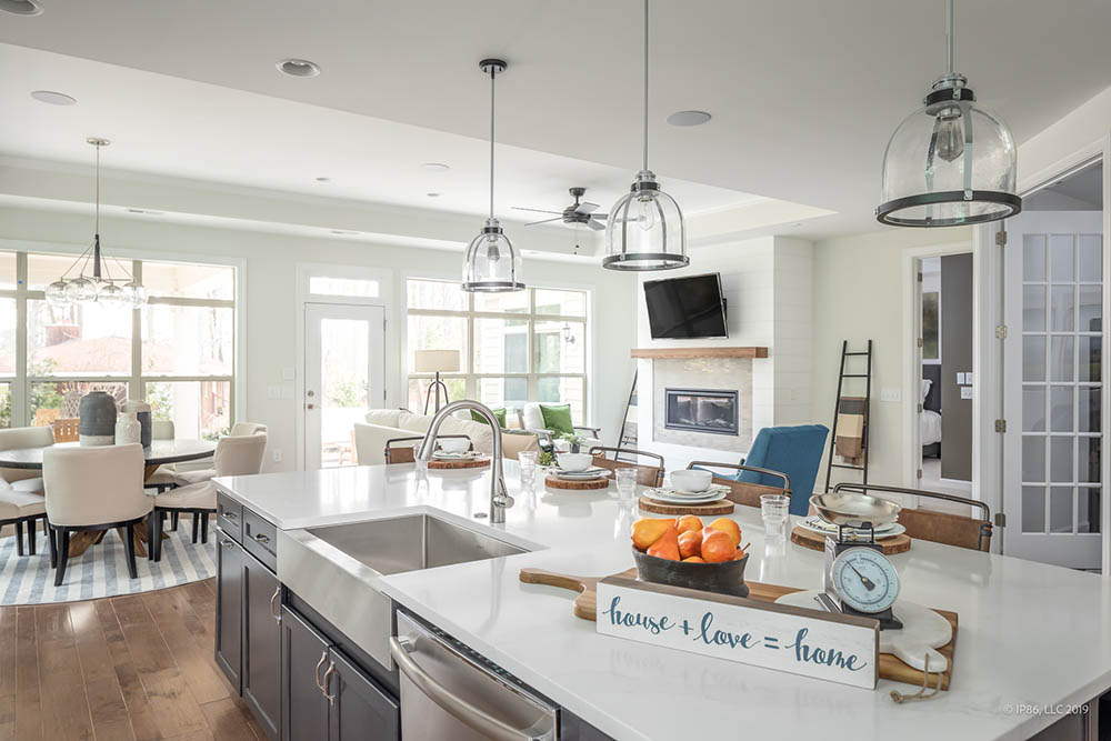 The Kitchen is the Heart of the Home - Epcon Communities