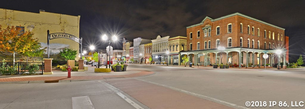 Downtown Hastings