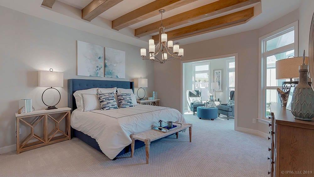 Epcon Communities_Interior_Portico_Bedroom